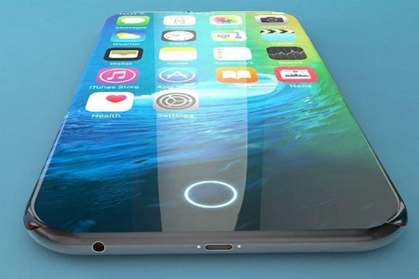 IPhone 8 Plus рухнул вцене