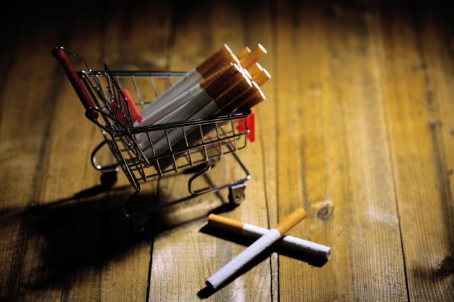 В любом восьмом магазине РФ реализуют контрафактные сигареты