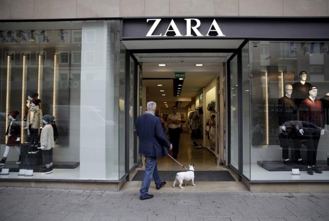 Годовая прибыль владельца Zara возросла на10%