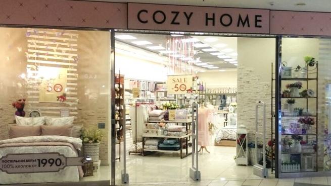 Первый магазин COZY HOME открылся в Ярославле