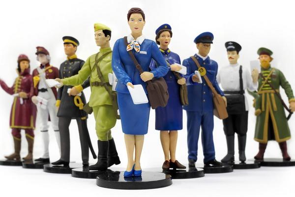«Почта России» начала продавать игрушки