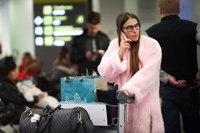 Траты русских туристов заграницей всередине зимы увеличились на32%