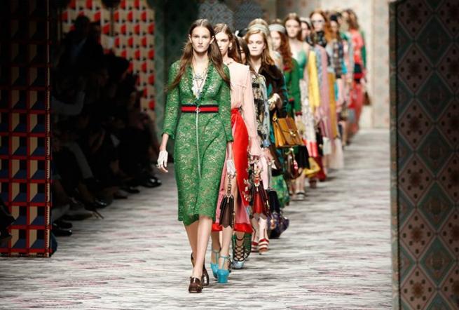 Gucci запретили проводить модный показ возле Парфенона