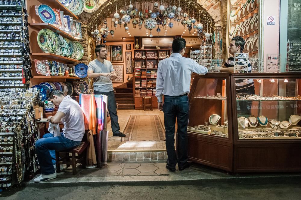 Особенности национального шопинга: что купить в Турции