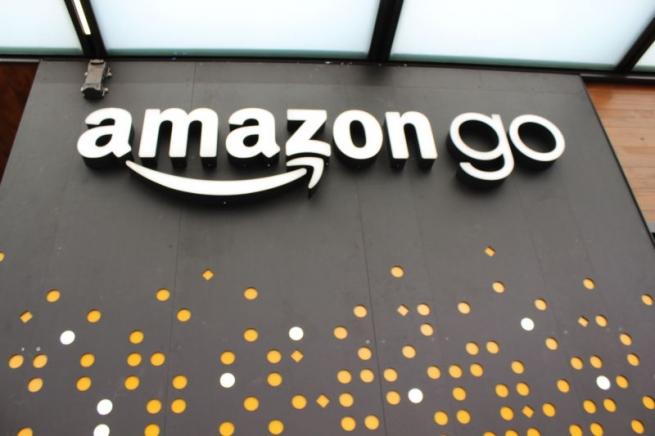 Amazon пообещал тысячи магазинов магазинов без касс ипродавцов