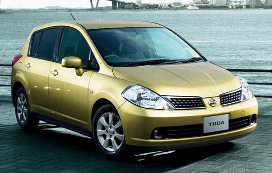 Nissan Tiida поступит на российский рынок 12 марта