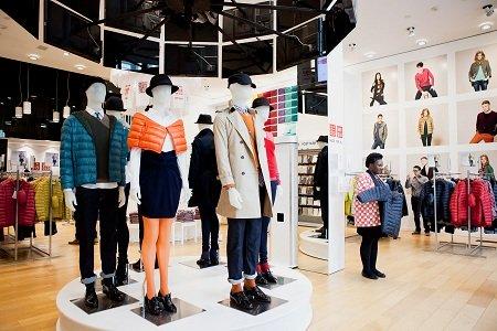 В 2015 году Uniqlo откроет два новых магазина в Москве