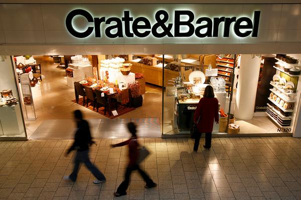 Американская Crate & Barrel уходит из России