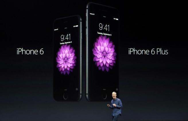 Российские ритейлеры продали несколько тысяч iPhone 6 за одну ночь