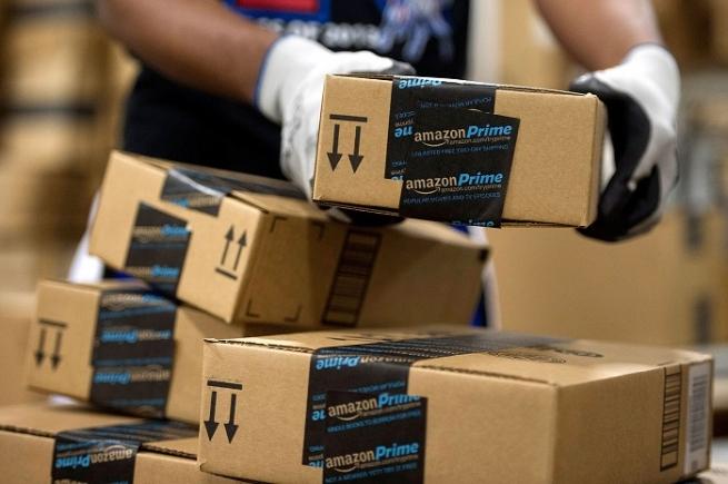 Amazon займется доставкой алкоголя