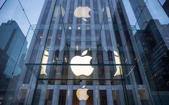 Apple прогнозирует первое за 13 лет падение доходов