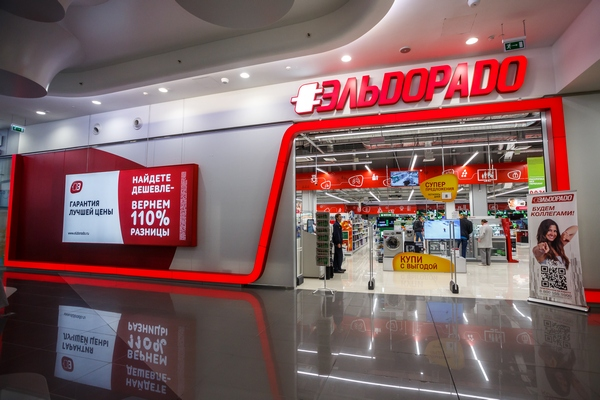 «Эльдорадо» втрое сократила время доставки товаров в Санкт-Петербурге