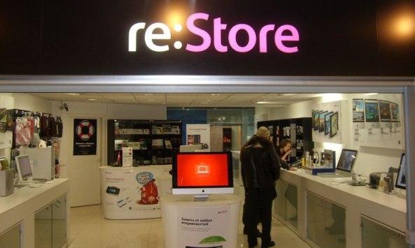 В Екатеринбурге открылся третий магазин re:Store