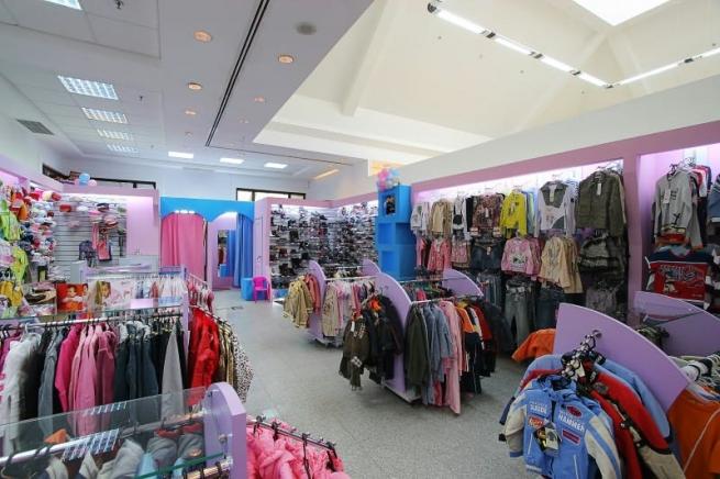 В Питере открылся пятый магазин «Mama ДЕТЯМ»