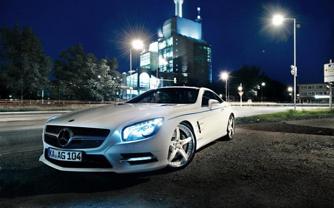 Mercedes теперь можно купить онлайн