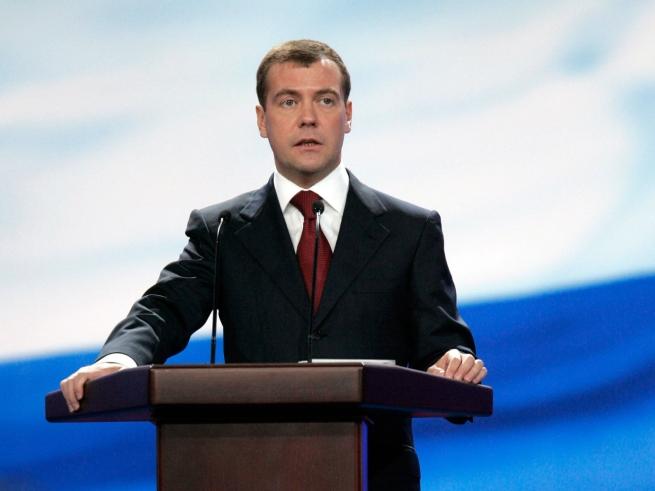 Дмитрий Медведев допустил снижение некоторых налогов