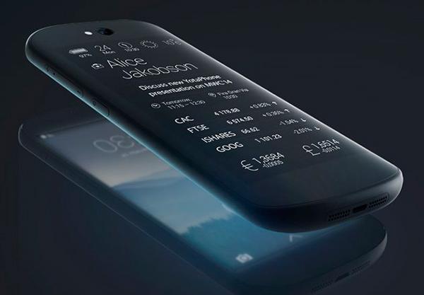 В России начались продажи YotaPhone 2