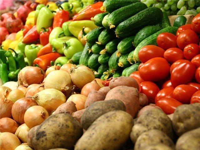Овощи в России подорожали на 40%