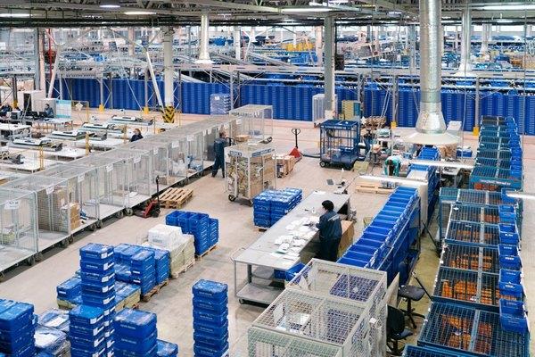 В Шереметьево произошел сбой обработки посылок из иностранных интернет-магазинов