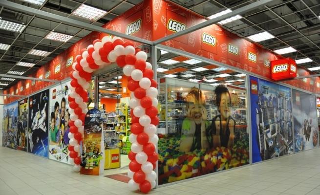 Inventive Retail Group получила эксклюзивные права на открытие магазинов Lego в России