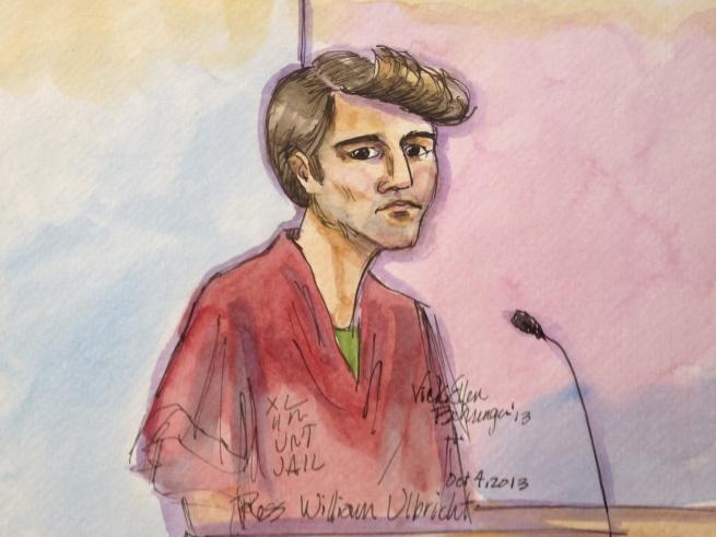 Суд запретил выкуп Уильяма Ульбрихта