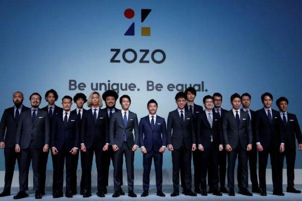 Японская сеть Zozo запустила продажи идеально сидящей одежды