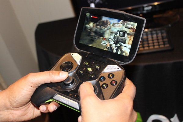 Компания Nvidia анонсировала новую игровую консоль