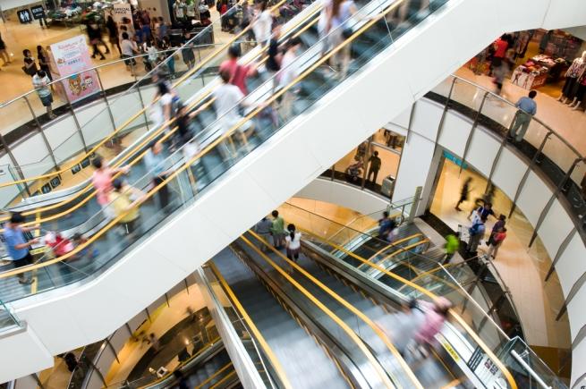 Трафик торговых центров Москвы продолжает демонстрировать положительную динамику
