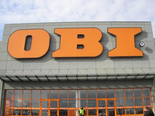 OBI собралась нарастить число магазинов в РФ до сотни
