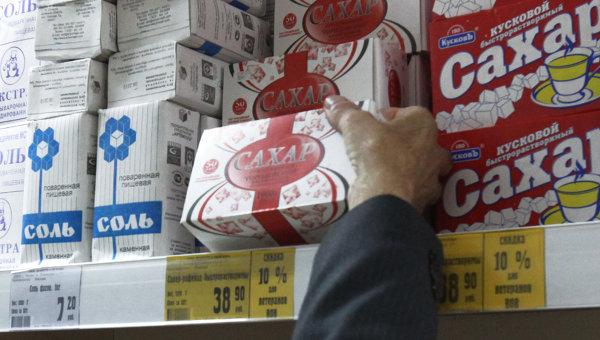 В Свердловской области сахар подорожал на 80%