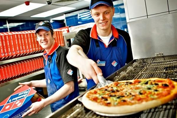 Продажи Domino's Pizza Russia выросли вдвое за 2017 год