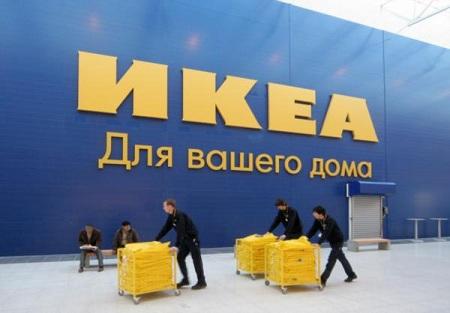 IKEA остановила продажи кухонной мебели и бытовой техники до 20 декабря