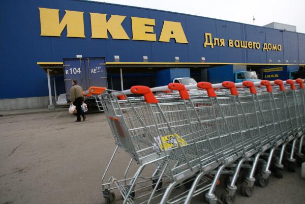 """IKEA построит ТЦ """"МЕГА"""" и собственный магазин в Мытищах"""