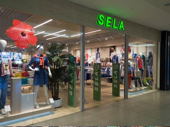 Sela открыла первый собственный магазин в Брянске