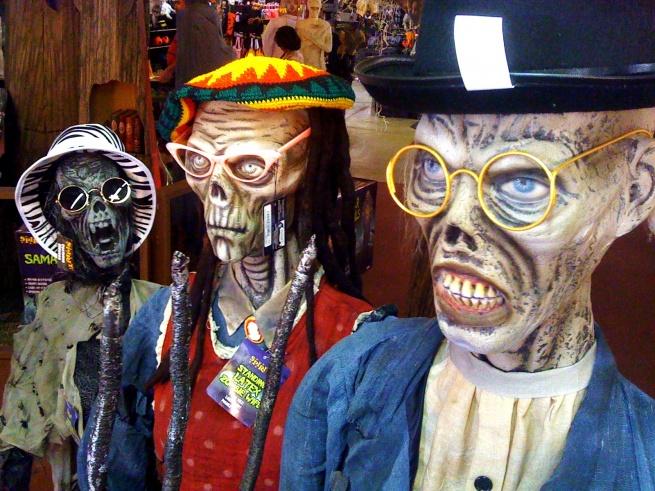 Американцы потратят $7 млрд на Хэллоуин