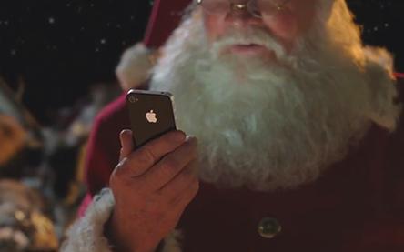 Apple проводит новогоднюю распродажу