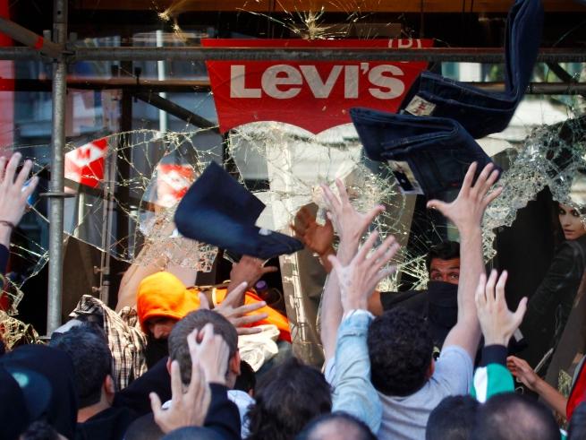 Levi's интегрировал микропроцессоры Intel в свою линейку одежды