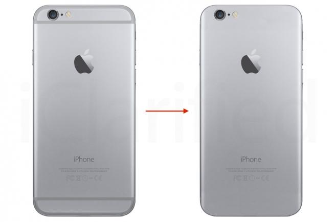 Apple создала новый материал для корпусов смартфонов