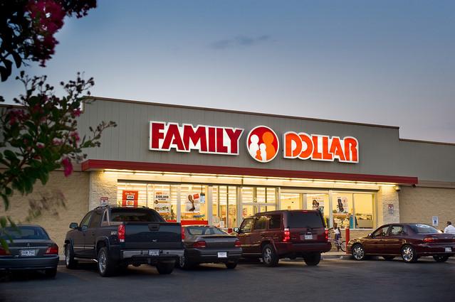 За Family Dollar Stores предложили почти $10 млрд