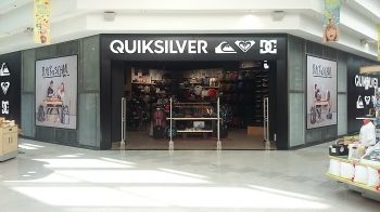 В Красноярске открылся первый магазин Quicksilver