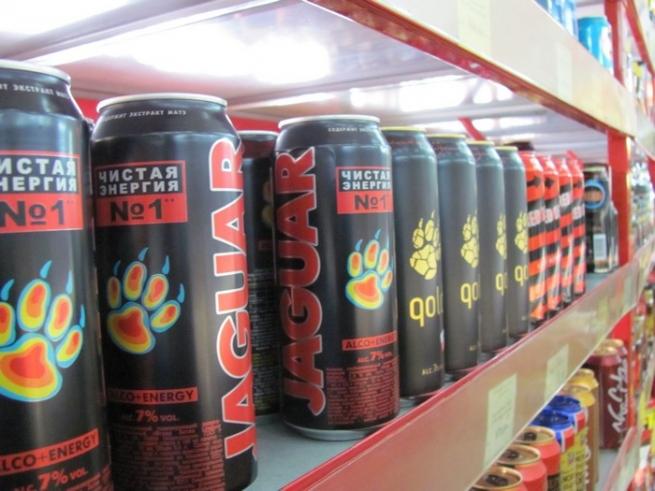 Запрет алкоэнергетиков в Ростовской области перенесут на сентябрь