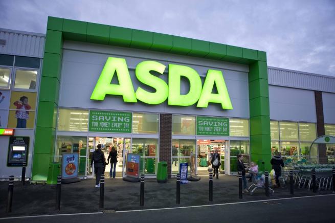 Магазины Asda посетили почти 5 миллионов человек за день