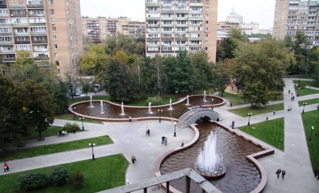 В Москве отменили строительство МФК на Украинском бульваре