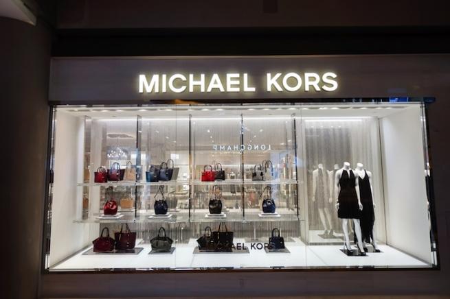В Лондоне появился самый большой в Европе флагманский бутик Michael Kors