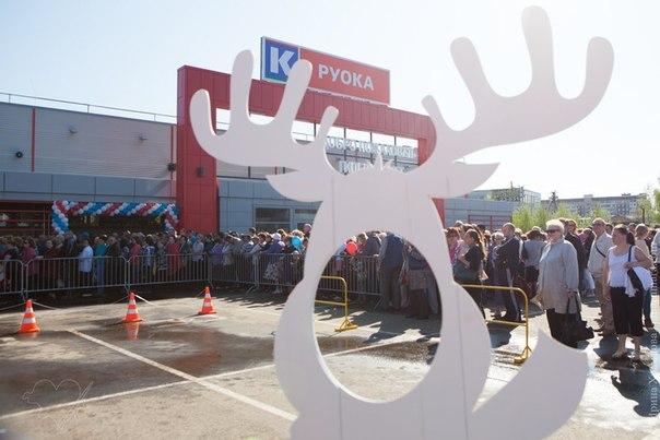 Kesko остался довольным выручкой сети «К-руока» в России