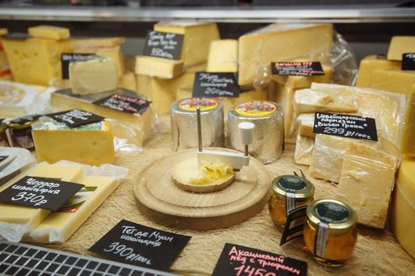 До 25% сыров в России могут поставляться с Украины  под видом сыров из Македонии и Ирана