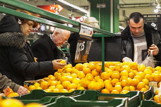 Россия утвердила список запрещенной к ввозу турецкой продукции