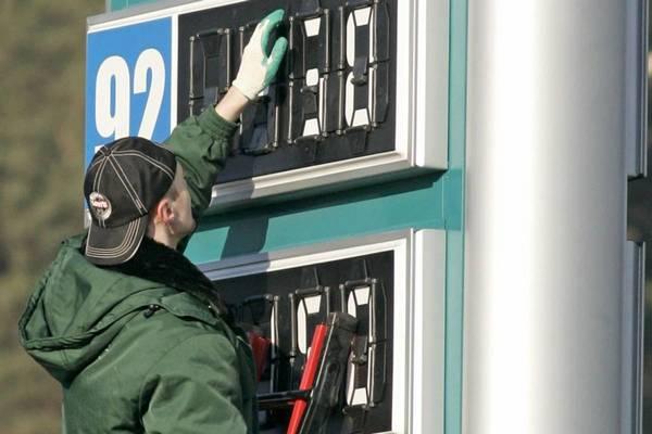 В Госдуму внесен законопроект о госрегулировании цен на бензин