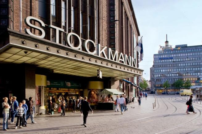 Продажи Stockmann продолжают падать