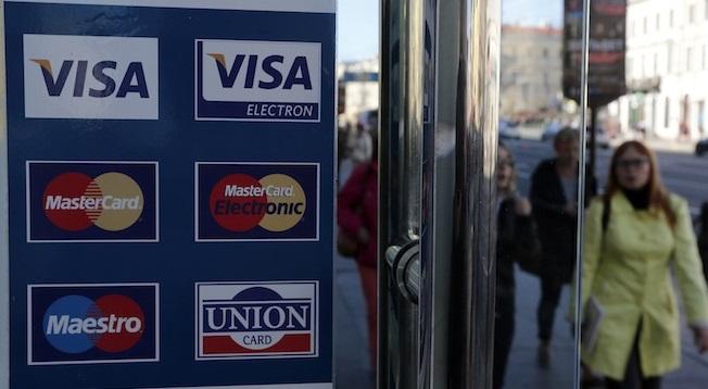 В Крыму пока не смогли найти замену Visa и MasterCard